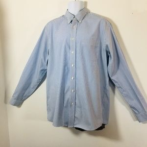 Eddie Bauer Mens Tall relaxed fit button up